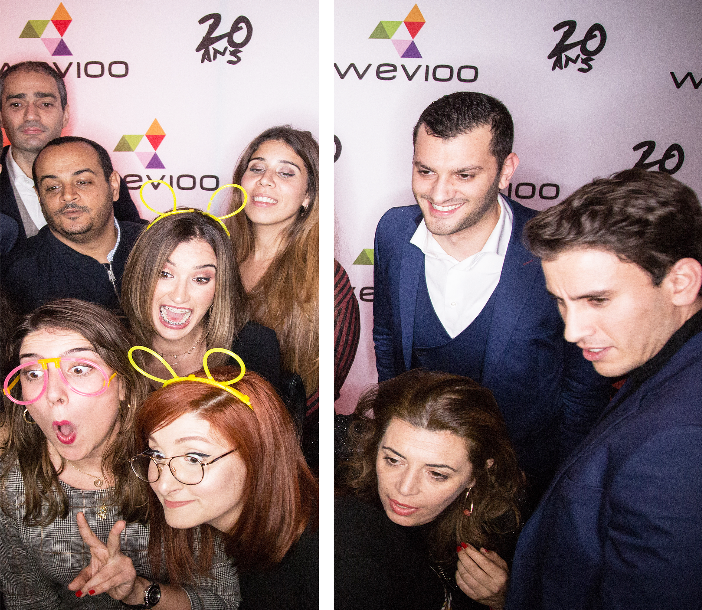 corporate culture  Wevioo 20 YEARS PARTY