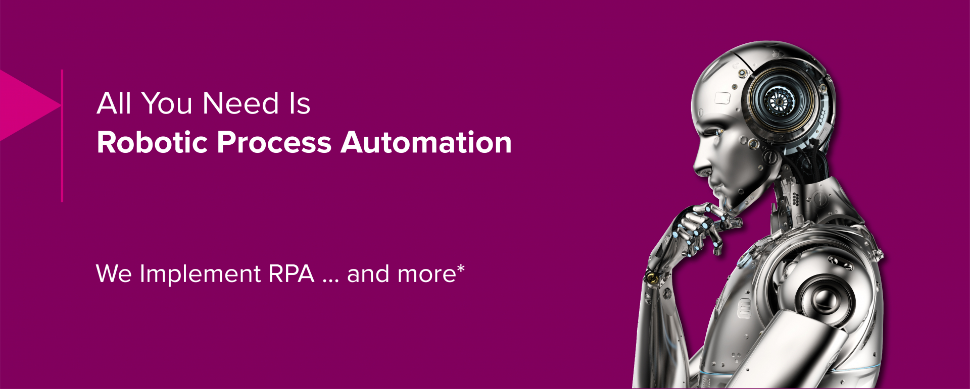 Wevioo Robotic Process Automation RPA